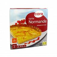 Cora tarte normande 480g
