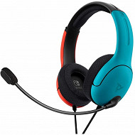 Casque lvl 40 bleue / red pdp switch
