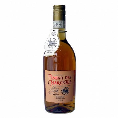 L'âme du terroir pineau des Charentes blanc 75cl 17%vol