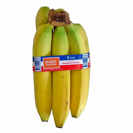 Banane francite 5 fruits