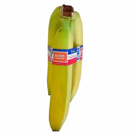 Banane francite 3 fruits
