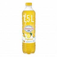 Cristaline au jus tropical pet 1.5l