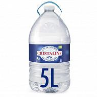 Cristaline eau de source naturelle 5l
