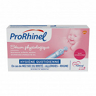 Prorhinel serum physiologique