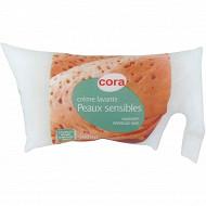 Cora crème lavante peaux sensibles recharge 250 ml