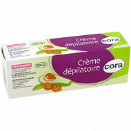 Cora crème dépilatoire peaux sensibles 200ml