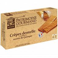 Patrimoine gourmand crêpes dentelles nature 85g