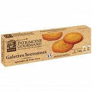 Patrimoine gourmand étui galettes bretonnes 100g