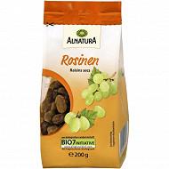 Alnatura raisins secs 200g