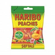 Haribo peaches halal 100g