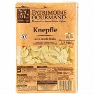 Patrimoine gourmand knepfle 500g