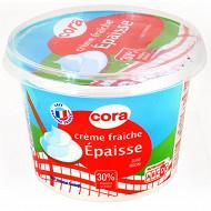 Cora crème fraîche épaisse 30% mg 490g/50cl