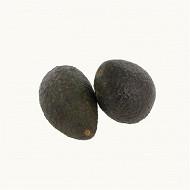 Avocat bio barquette 2 fruits