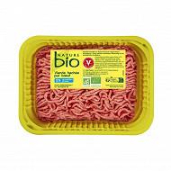 Cora nature bio viande hachée 5% 350g