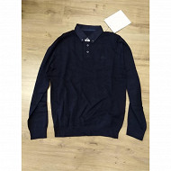 PULL MANCHES LONGUES MARINE M