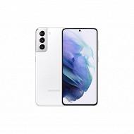 "Samsung Smartphone 6.2"" GALAXY S21 BLANC 5G 128GO"