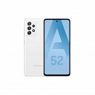 """Samsung Smartphone 6.5"""" GALAXY A52 4G BLANC"""