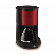 Moulinex Cafetière subito select rouge FG370D11