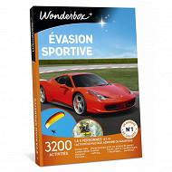 Wonderbox Evasion sportive