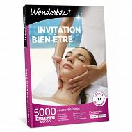 Wonderbox Invitation au bien-être