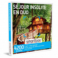 Smartbox Séjour insolite en duo
