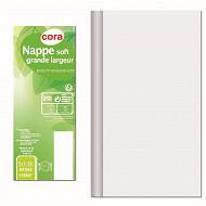 Cora nappe soft blanche 5mx1m38