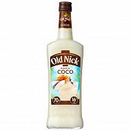 Old nick punch coco cocktail à base de rhum 70cl 16%vol