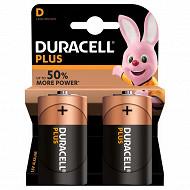 Duracell plus power Dx2