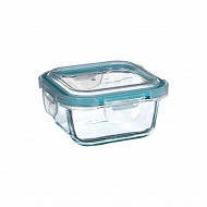 Boîte en verre carrée 330 ml
