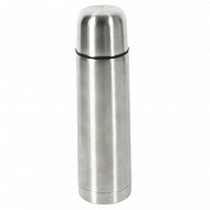 Cora bouteille isotherme inox 0.5 litre couvercle gobelet
