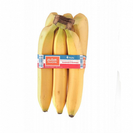 Banane Antilles 6 fruits