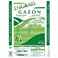 Engrais gazon 13-8-7 sac de 10kg