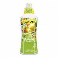 Algoflash engrais orangers et citronniers 750 ml