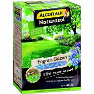 Algoflash Naturasol engrais gazon sulfate de fer 3.2 kg