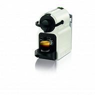 Krups machine expresso Nespresso Inissia blanche YY1530FD