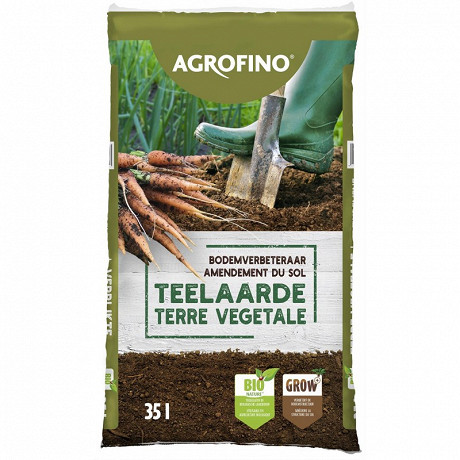 Agrofino qs terre vegetale 35l uab