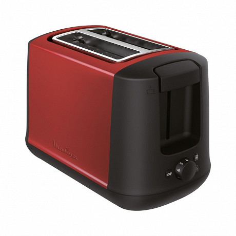 Moulinex Toaster Subito Select rouge LT340D11