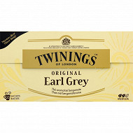 Twinnings original earl grey 25 sachets 50g