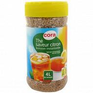 Cora thé citron soluble 400g