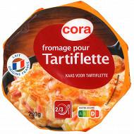 Cora fromage pour tartiflette au lait pasteurisé 27%mg 250g