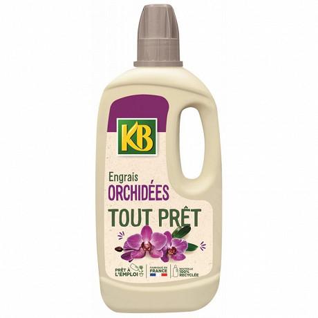 Kb home défense engrais tout prêt orchidées 1 litre