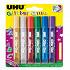 Uhu - Glitter glue 6x10 grammes original