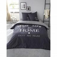 Drap housse 140x190 sweet home