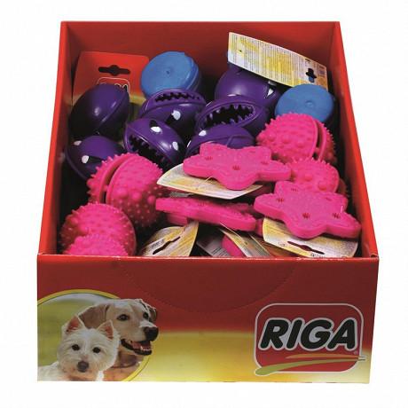Riga jouet chien training