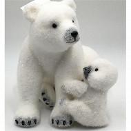 Ours avec pingouin