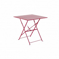 Table camargue car framboise 2 personnes