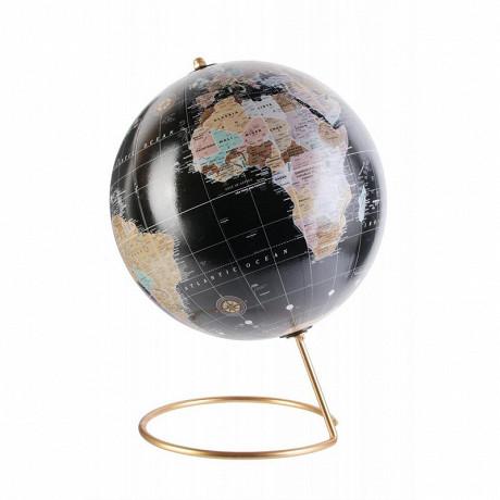 Globe terrestre 21,5x21,5x29cm