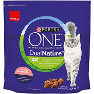 One dual nature adult saumon 1.4kg