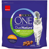 One dual nature adult chiken 1.4kg