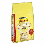 Friskies chat boeuf 7.5kg + 1.5 kg offert